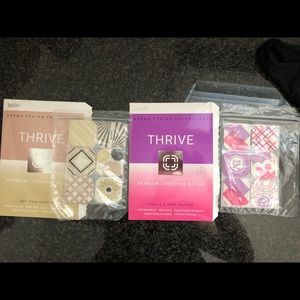Thrive DFT patches and lifestyle mix